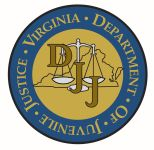 Virginia Department of Justice Logo